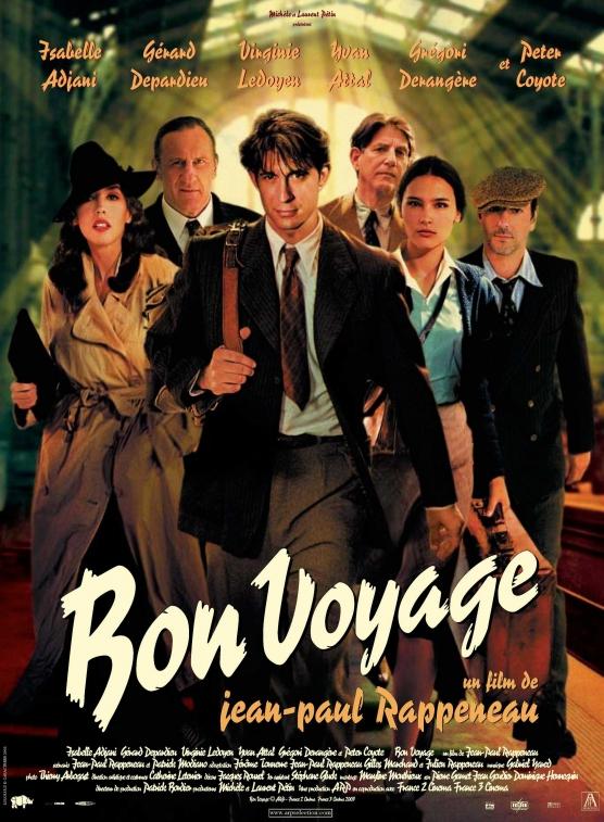 Action / Aventures Bon voyage