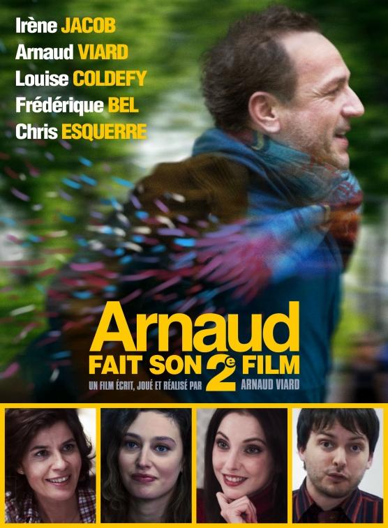 Comédie Arnaud fait son 2e film