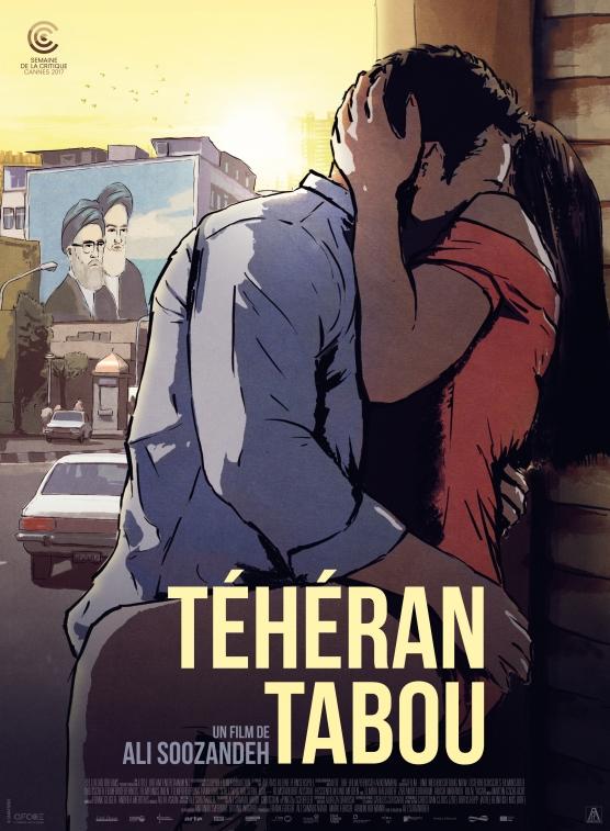 Drame Téhéran Tabou