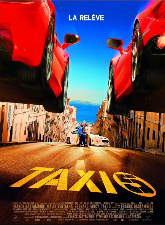 Comédie Taxi 5