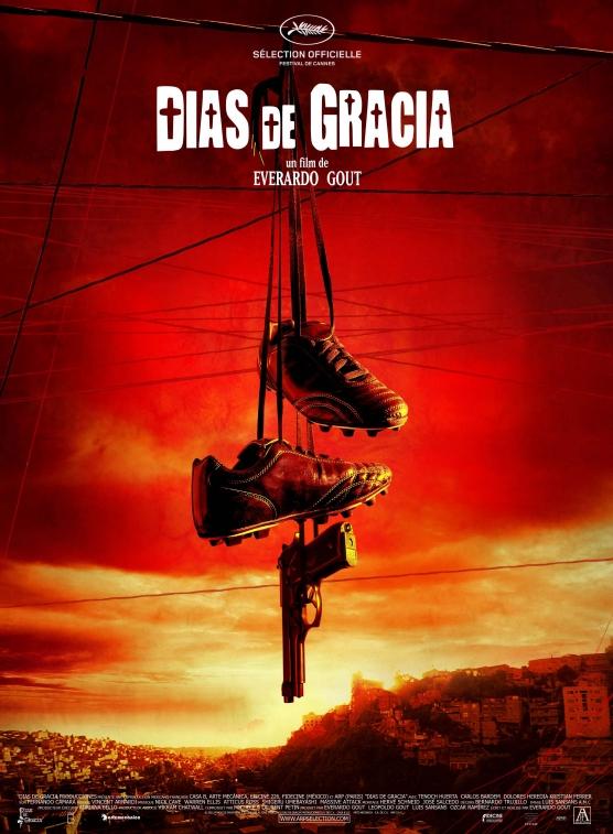 Thriller Dias de Gracia
