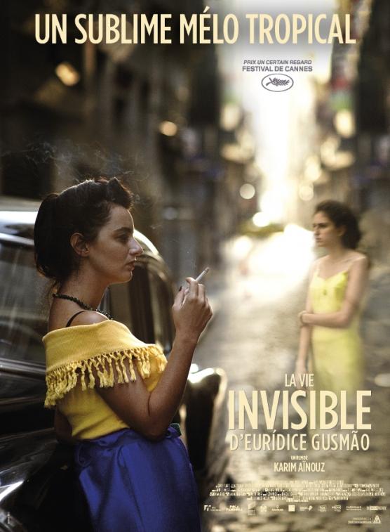 Drame La vie invisible d'Eurídice Gusmão