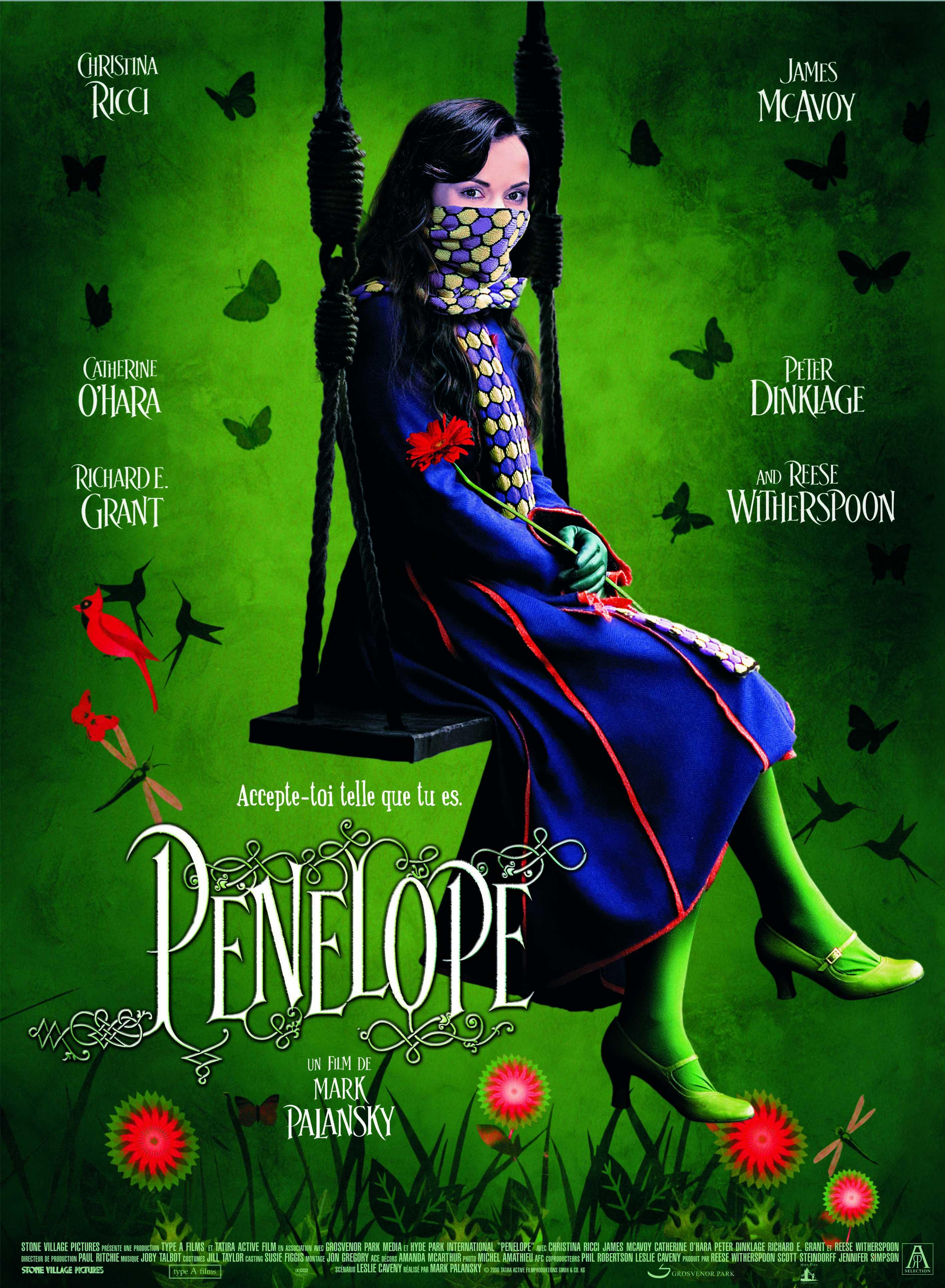 Comédie dramatique  Penelope