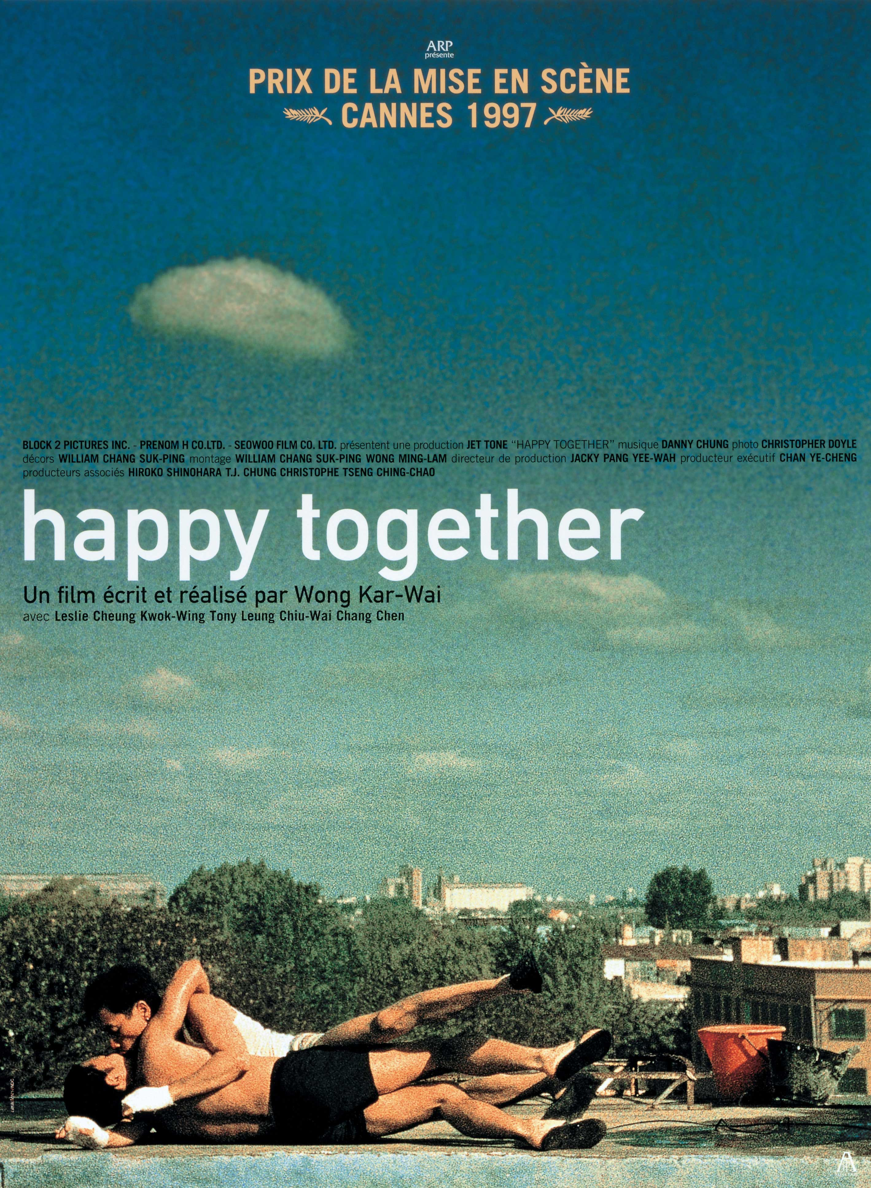 Drame  Happy Together