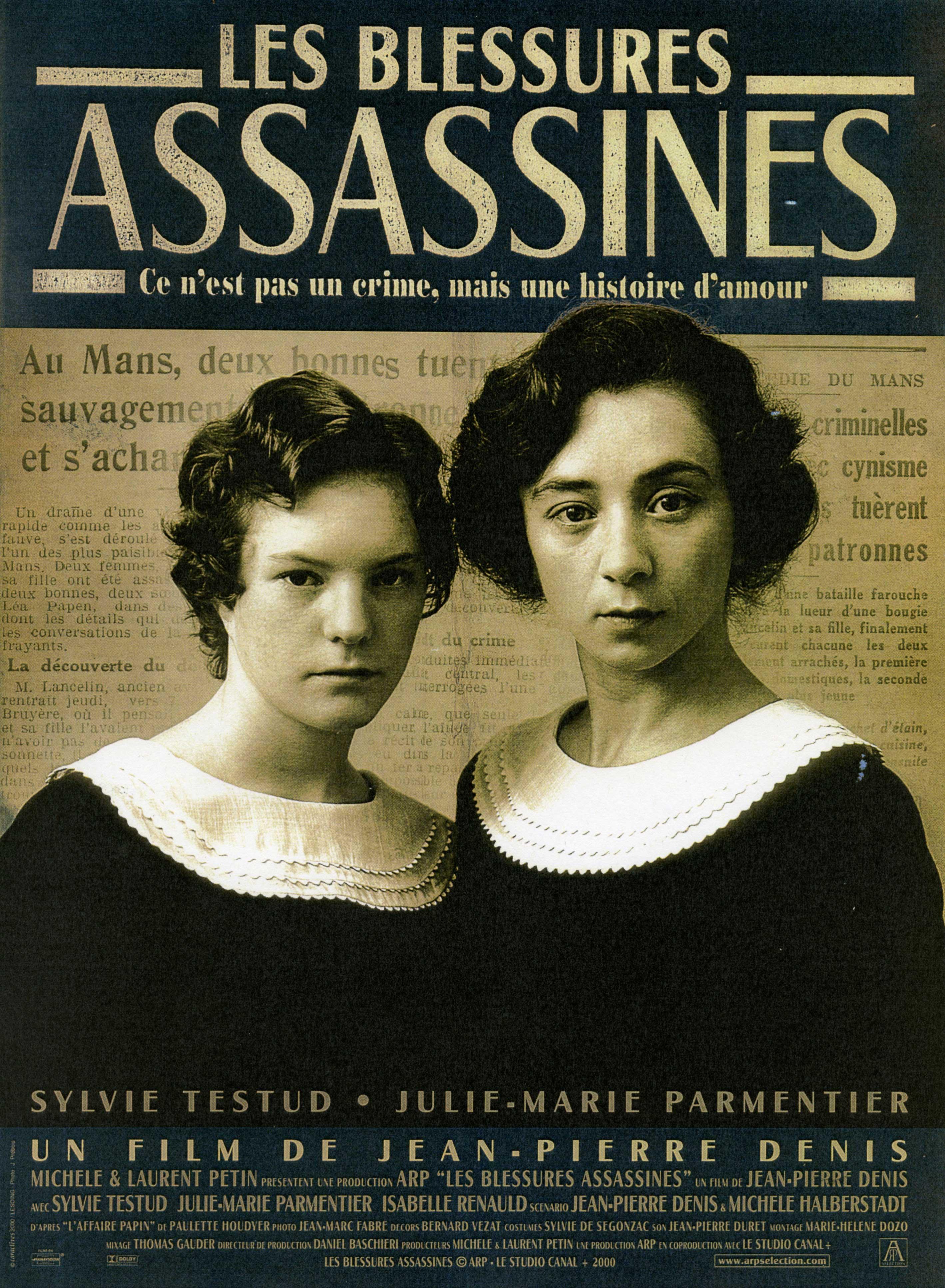 Drame  Les Blessures assassines