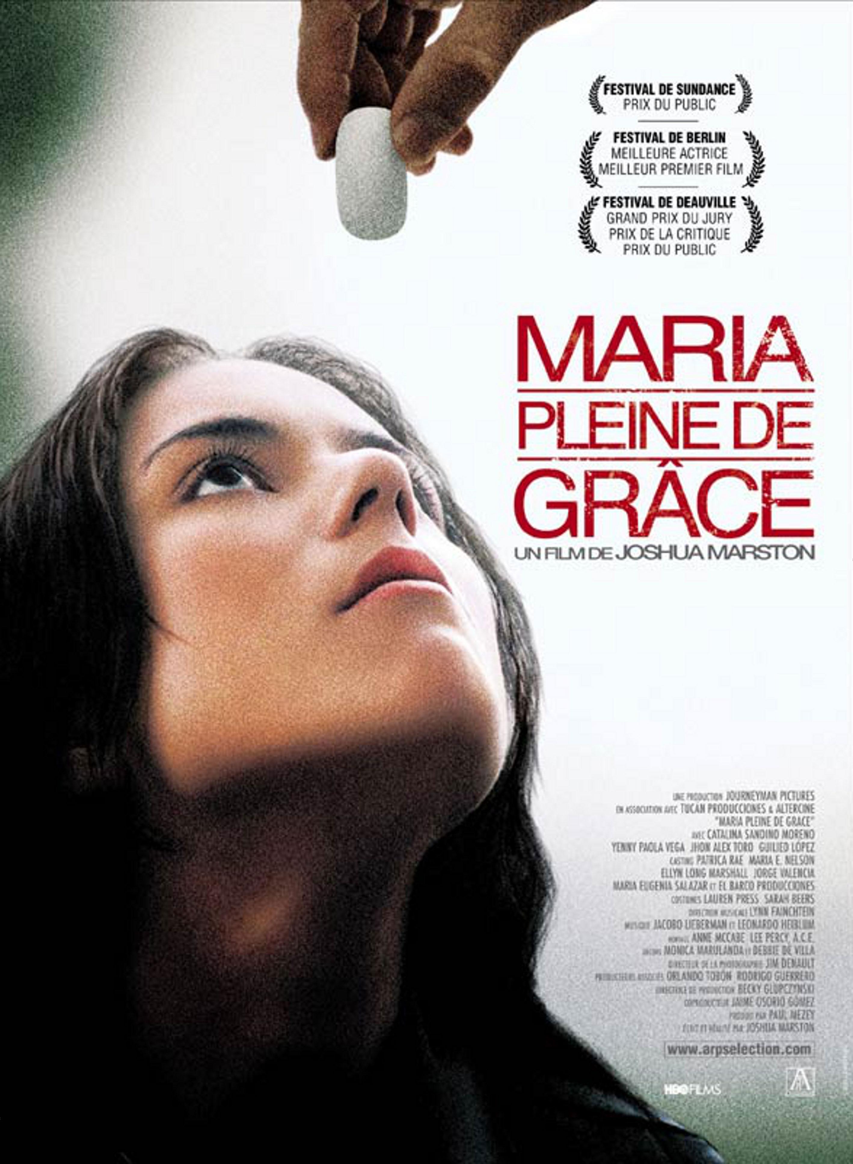 Drame  Maria pleine de grâce