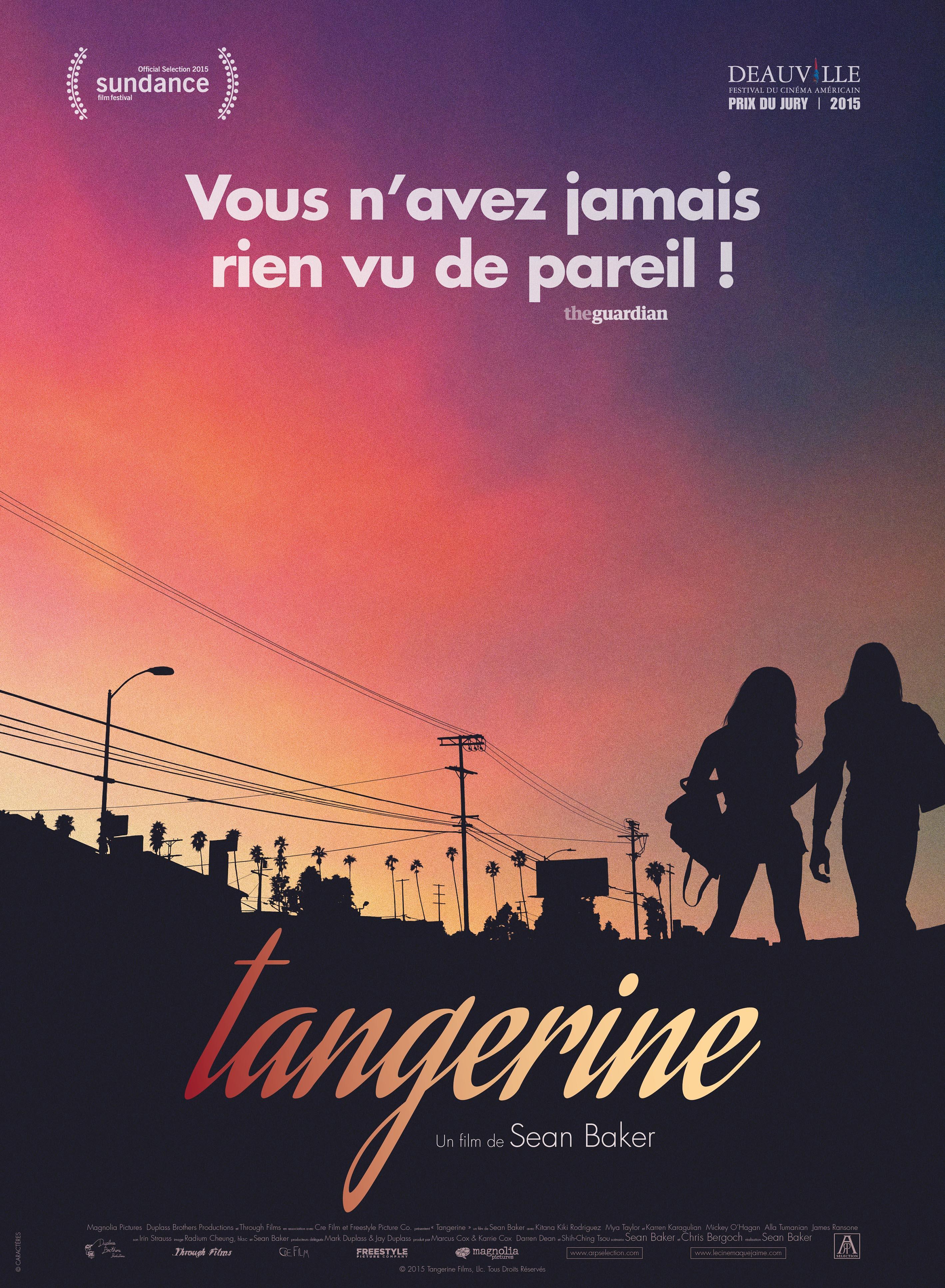 Comédie dramatique  Tangerine