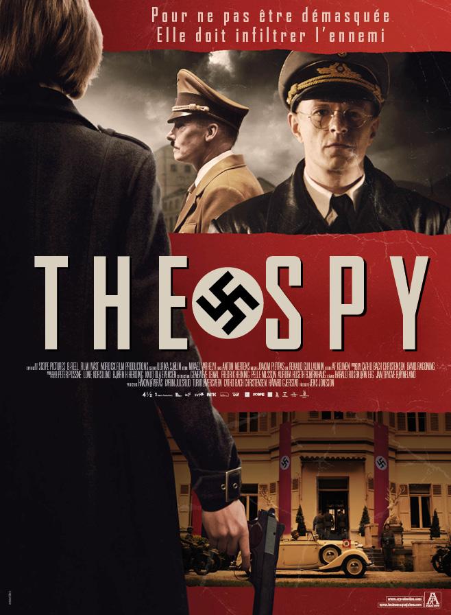 Thriller  THE SPY